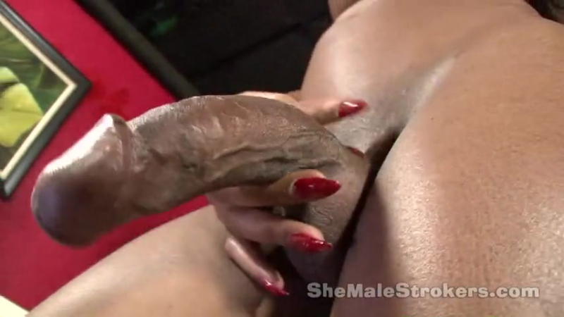 Shemale - Sexy nigga (транс, 18+)