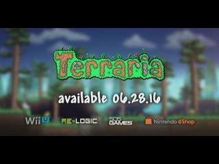 Terraria Wii U Trailer