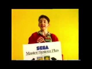 Sega Master System Plus commercial (1991)