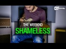 The Weeknd - Shameless - Electric Guitar Cover by Kfir Ochaion