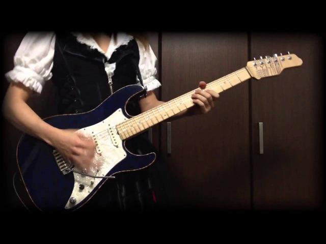 Uchida Maaya - Hana Tsubomi Yume Miru Kyoushikyoku Tamashii No Shirube - Guitar Cover