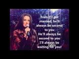 Robin Daggers - P.S. I love you - lyrics