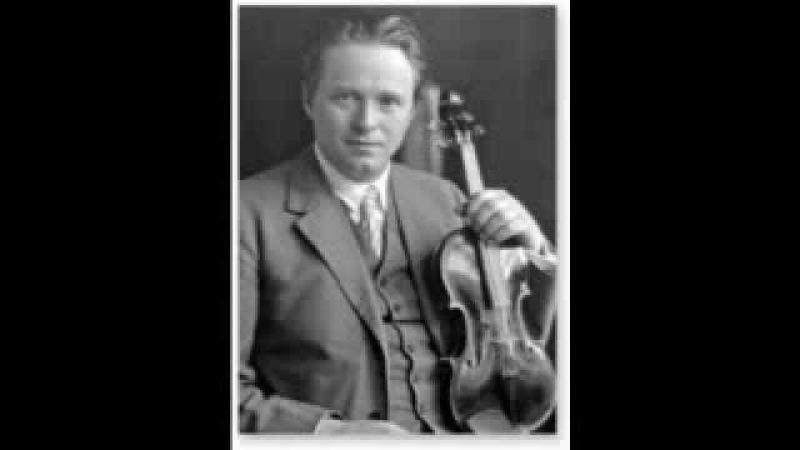 Beethoven Violin Concerto Adolf Busch Fritz Busch 1942