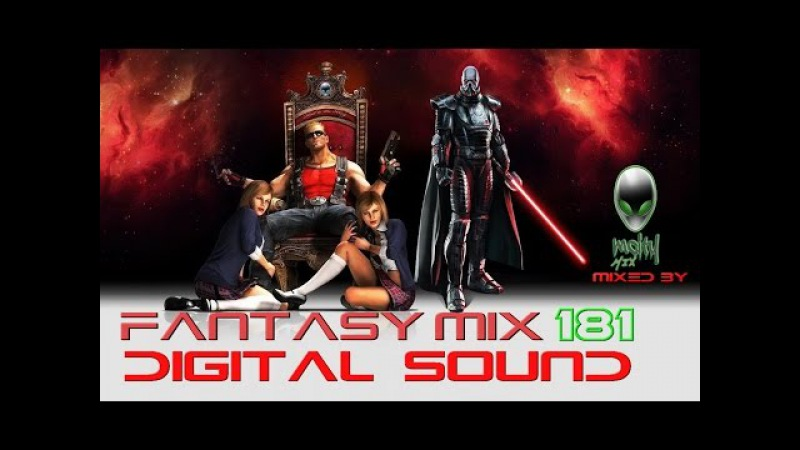 FANTASY MIX 181 - DIGITAL SOUND [mixed by: mCITY 2O16]