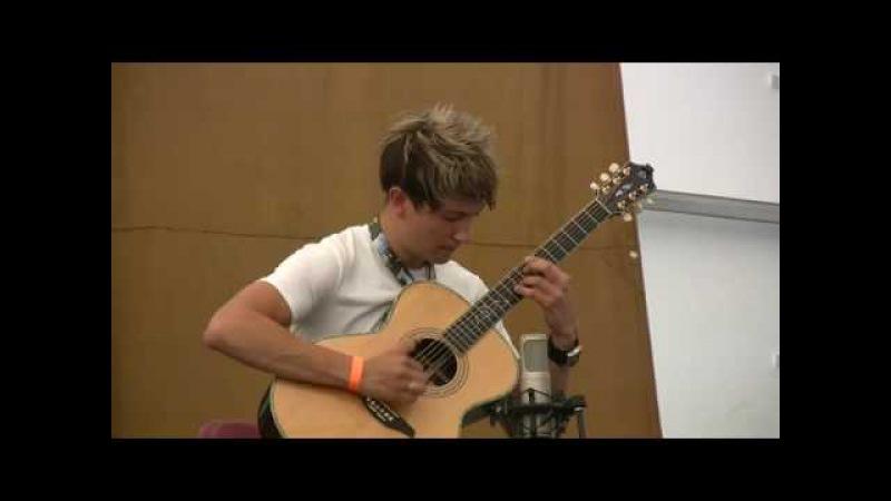Canadian Guitar Festival 2010: Finalist 1, Song 1 - 1st Place (Calum Graham - Indivisible)