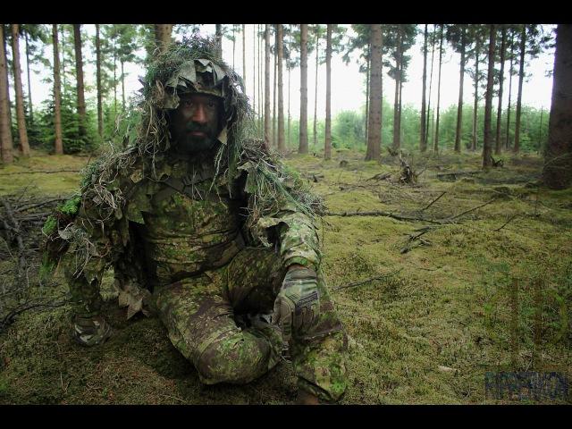 Two-faced Viper hood - PenCott (ghillie suit) -Двуликий Вайперхуд