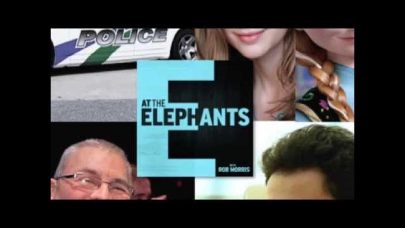 ATE Episode Three - Robert Beseda, Elizabeth Lail Alexander Roth