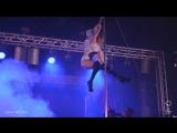 Кузнецова Дарья/Романцова Анастасия Pole Dance Exotic Duet | ФИНАЛ ✖ ỄᶍŌṬƗƇ WƗŦČḢḜƵ ✖ Новосибирск 2016