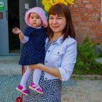 Анкета Ксения Чупрова