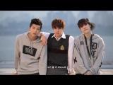 BTS Jin, Rap Monster, Suga - Adult Child