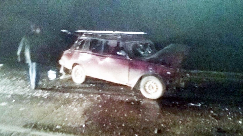 На трассе «Ростов-Таганрог» произошло тройное ДТП, один участник скрылся