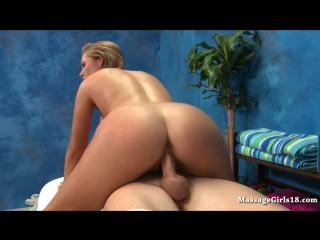 Эротический массаж, проникновение, оральный секс, дрочит, кончает на лицо, порно ролик 18+ bailey.bae