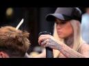 Dre Drexler hairstyle featuring Sofie