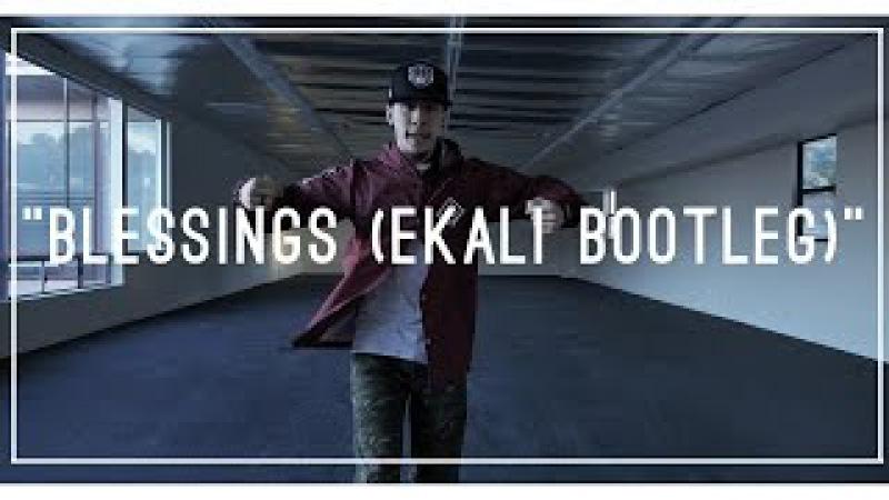 @bigsean @ekalimusic Blessings (Ekali Bootleg) Freestyle by Jawn Ha | KINJAZ
