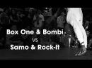 Mass Appeal .stance Judge Showcase Finals Box-One Bombi vs Rock-It Samo
