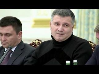 Скандал, устроенный Аваковым и Саакашвили, взорвал Интернет и вылился далеко за пределы Украины