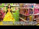 Влог Куклы Барби. Феи и Принцессы Диснея. Злая Королева Магазин Игрушек Шоппинг Игрушки для девчонок