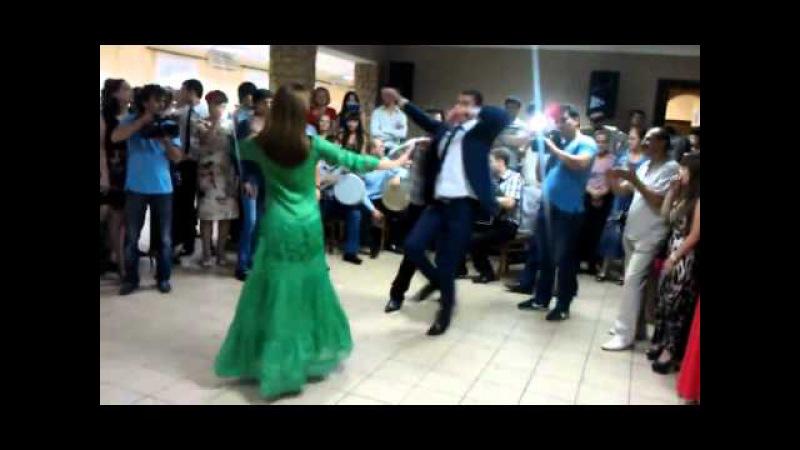 Осетины.. Грузинский танец