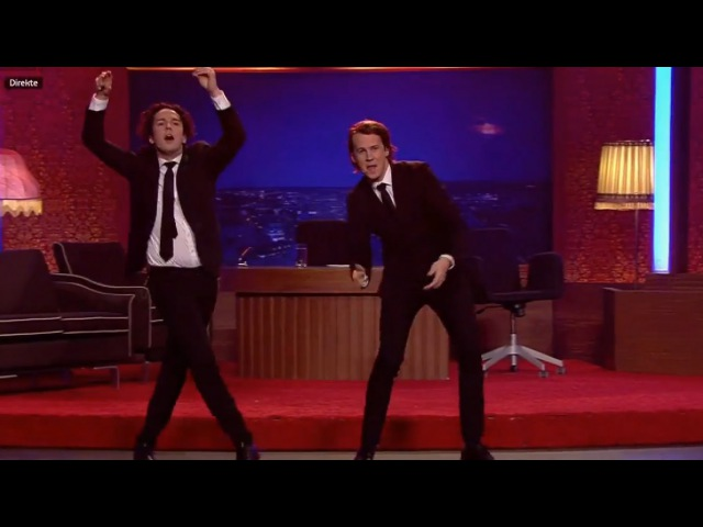 Ylvis - Intro - IKMY 23.02.2016 (Eng subs)