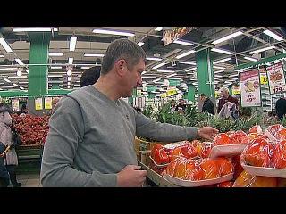 Опубликован полный список продуктов, которые запрещено ввозить из Турции в Россию - Первый канал
