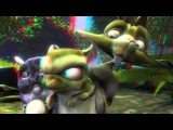 Anaglyph 3D Video Animation - Cartoon Full HD Red Cyan Movie
