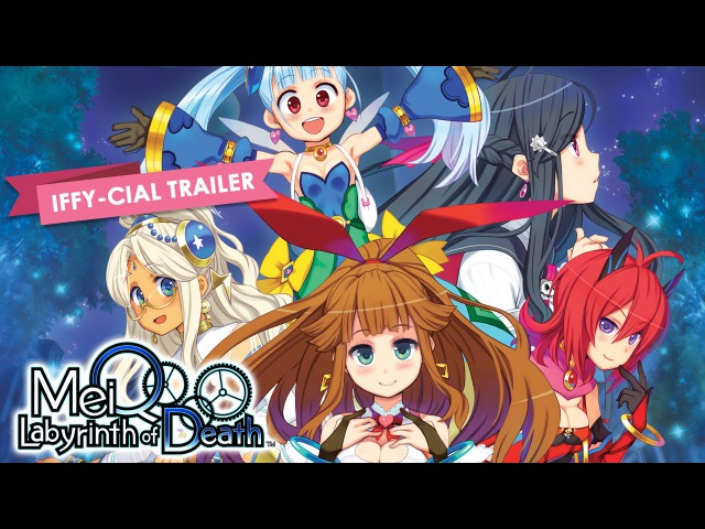 MeiQ: Labyrinth of Death Iffy-cial Promo Trailer
