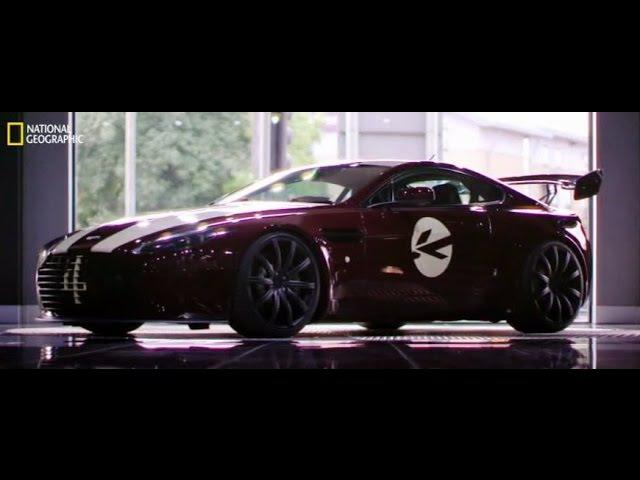 3.4. Настоящий суперкар - Астон Мартин / Supercar Megabuild - Aston Martin Vantage