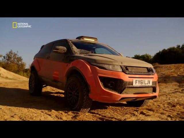 3.3. Настоящий суперкар - Рендж Ровер / Supercar Megabuild - Range Rover Evoque