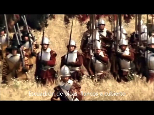 Himno de Los Tercios Viejos Españoles, Flandes (Subtitulado)