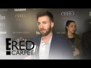 Have Chris Evans and Robert Downey Jr Ever Butted Heads E Live from the Red Carpet