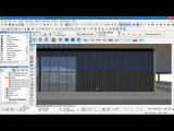 Sto facade cladding system Step by step tutorial for ArchiCAD