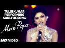 Tulsi Kumar Performing Soulful Song Mere Papa Suron Ke Rang Colors Ke Sang
