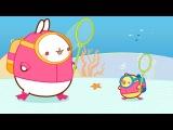 Molang - The Goldfish  Cartoon for kids