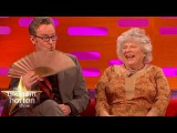 Miriam Margolyes Shocks With Story About Laurence Olivier - The Graham Norton Show