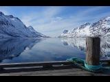 Отметили день Святого Валентина на природе - Норвегия прекрасна!