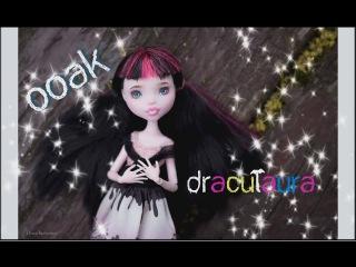 OOAK Draculaura \ ООАК дракулаура