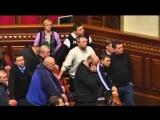 !!!! Верховная Рада проголосовала за отмену «антитеррористической» операции