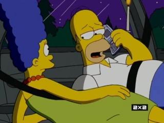 секс гомера симпсона
