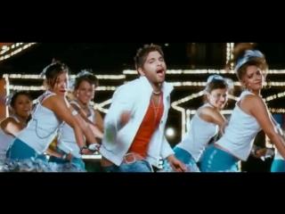 ALLU ARJUNS HINDI MIX song 1 2 34 get on the dance floor chennai express