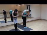Растяжка для начинающих от Stretching Press Club