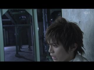 [FRT Sora] Kamen Rider Kabuto - 22 [720p] [SUB]