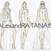 Design by  ALEXANDRA TANAIS