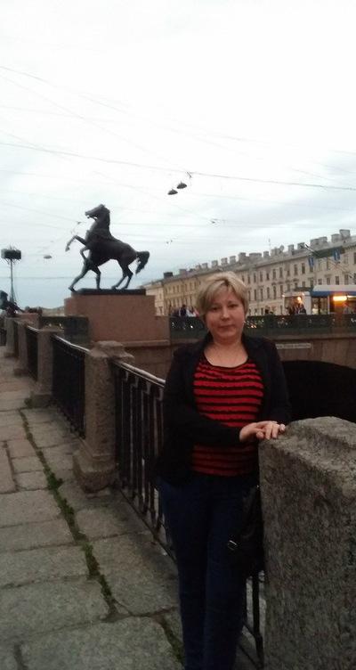 Анна Пенькова