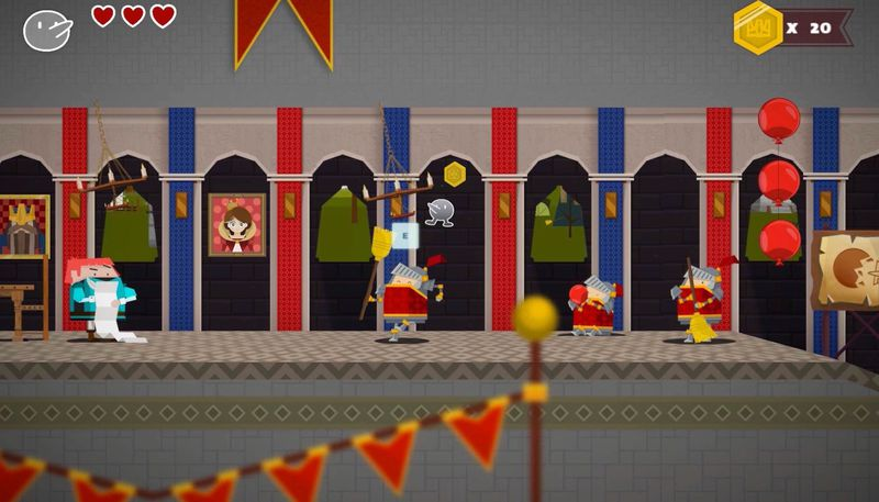 Flat Kingdom (2016) PC - Скриншот 1