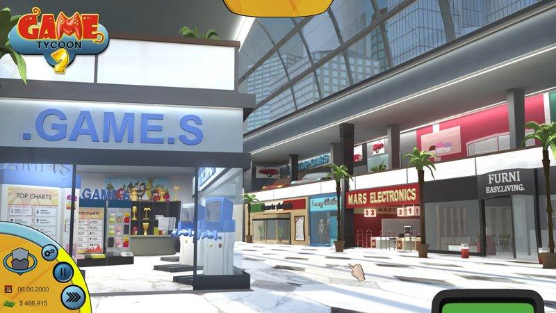 Game Tycoon 2 (2016) PC - Скриншот 3