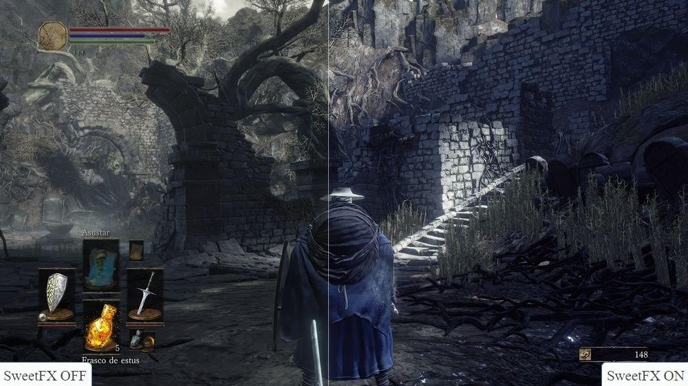 True realistic v.2.0 для Dark Souls 3 - Скриншот 1