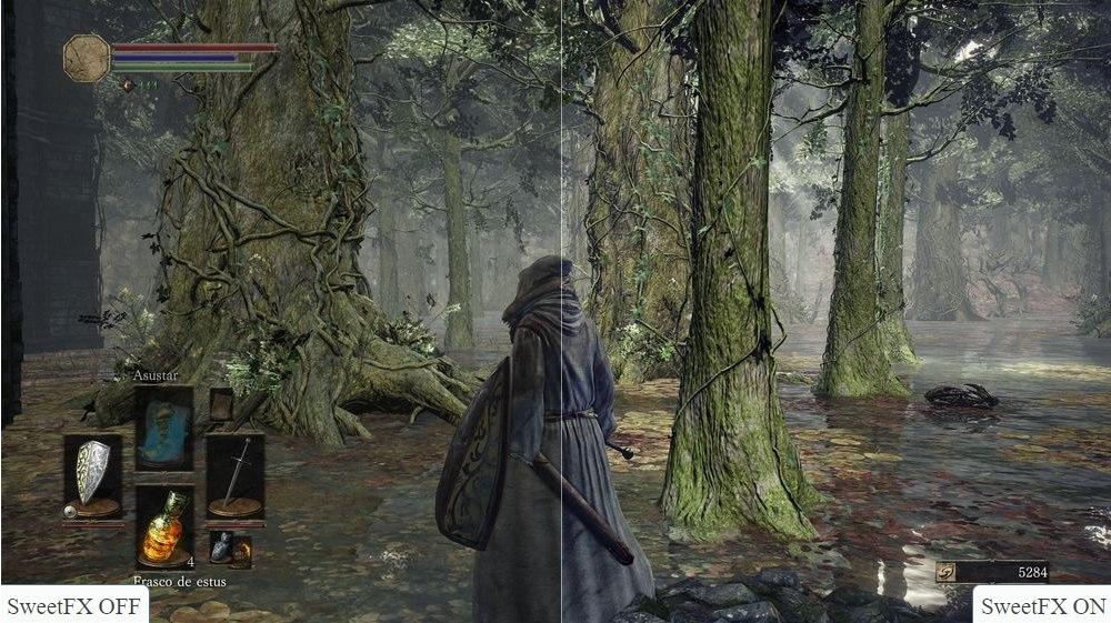 True realistic v.2.0 для Dark Souls 3 - Скриншот 2