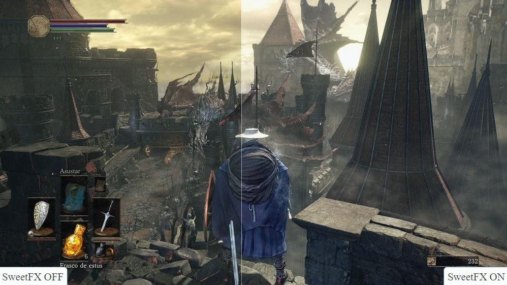 True realistic v.2.0 для Dark Souls 3 - Скриншот 3
