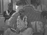 Шрила Прабхупада- Преданный никогда не боится опасностей