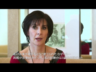 "Enya & rob dickins - interview on ""song to soul"" (bs-tbs, dec 2015) japan"